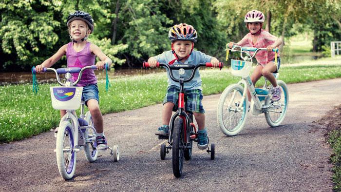 Красивые детские велосипеды купить с доставкой по Москве